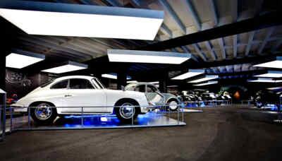 Automobilausstellung