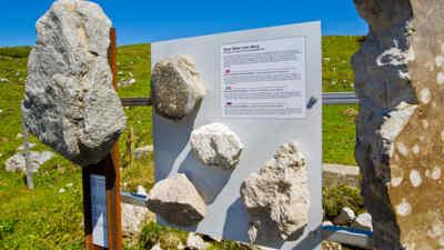 Ausstellung im Naturpark Dobratsch
